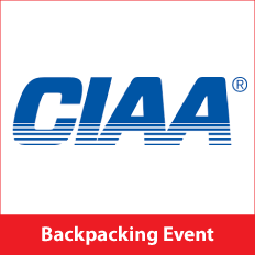 CIAA Backpacking Event