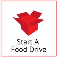 Start A Food Drive
