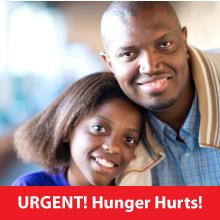 URGENT! Hunger Hurts!