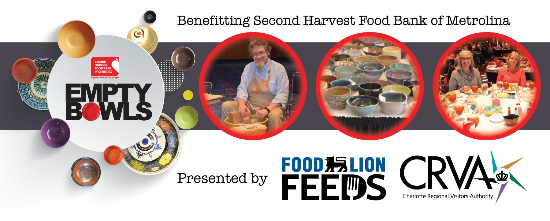 Empty Bowls Event Page
