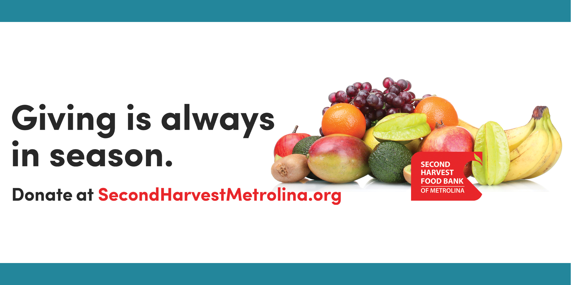 Second Harvest Foodbank Of Metrolina