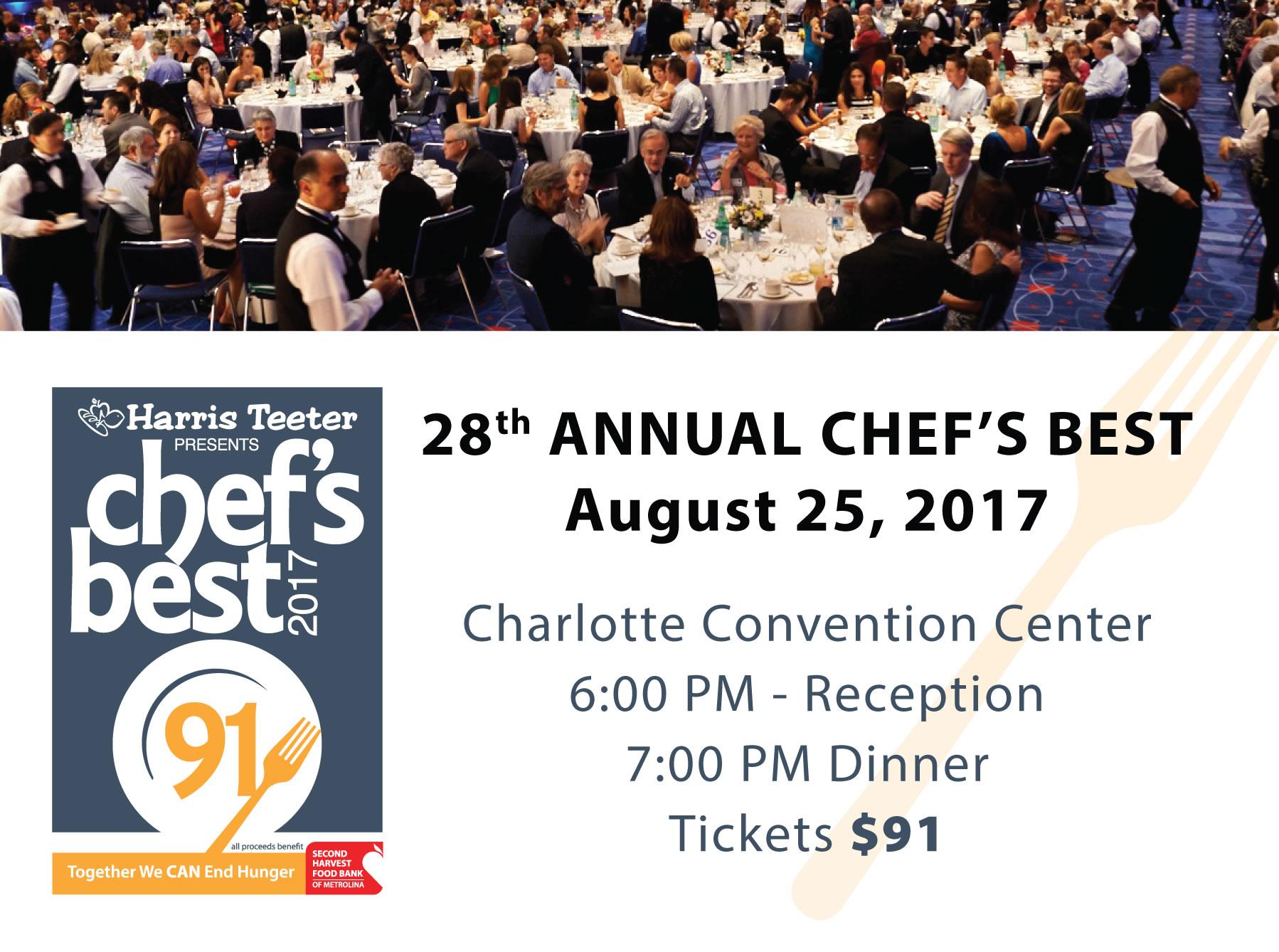 Chef's Best 2017
