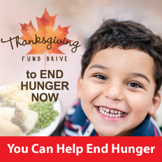 You Can Help End Hunger