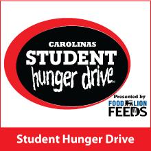 Carolinas Student Hunger Drive 2019