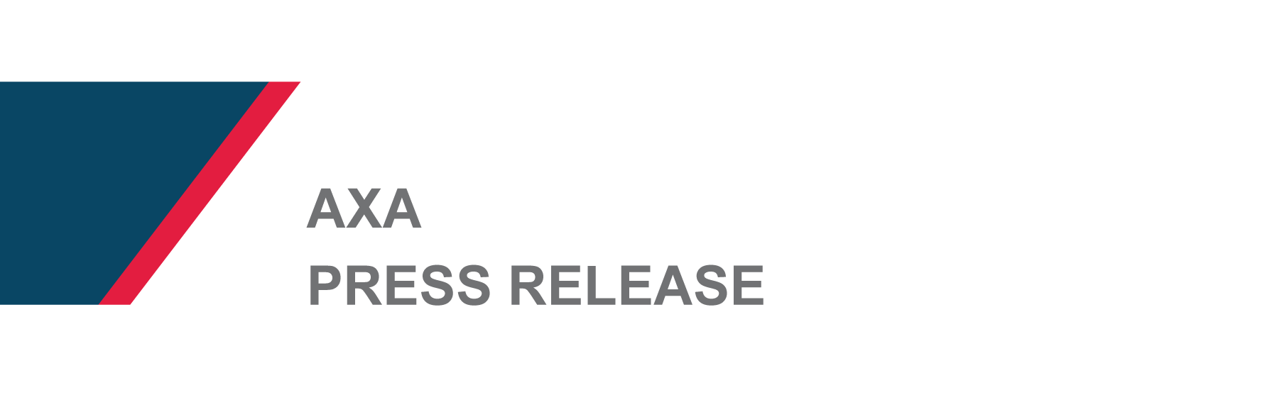 AXA Press Release
