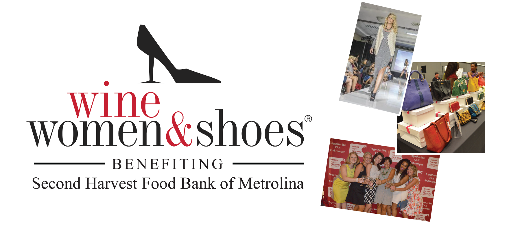 Wine, Women and Shoes Banner